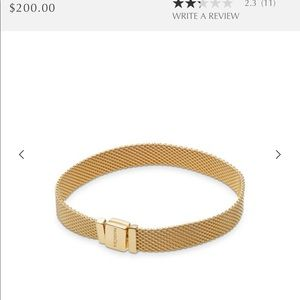 Pandora Shine Reflexions bracelet